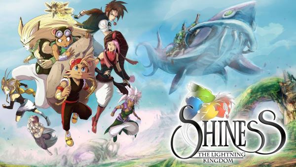 NoDVD для Shiness: The Lightning Kingdom v 1.0