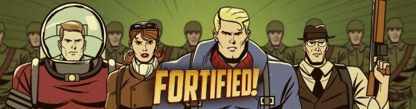 Сохранение для Fortified (100%)