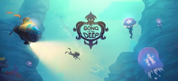 NoDVD для Song of the Deep v 1.0