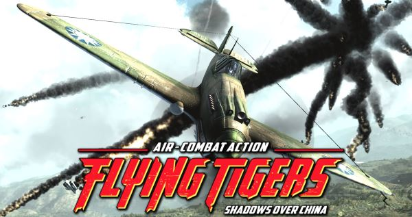 Кряк для Flying Tigers: Shadows over China v 1.0