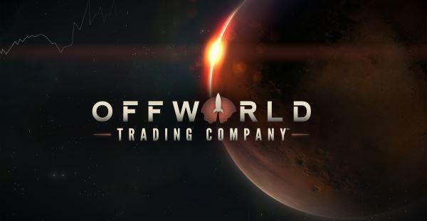 Русификатор для Offworld Trading Company