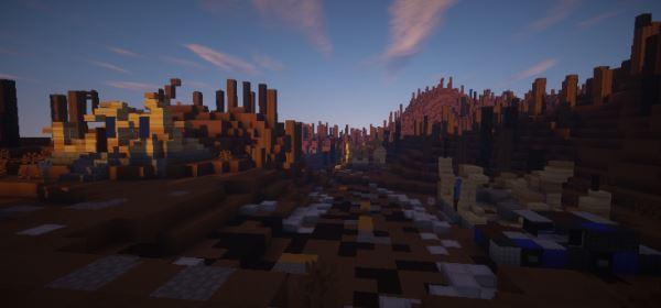 Fallout: Vault 93 для Minecraft 1.10
