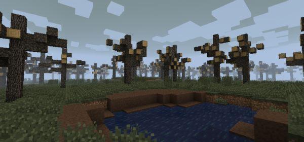 Biomes O' Plenty для Minecraft 1.10