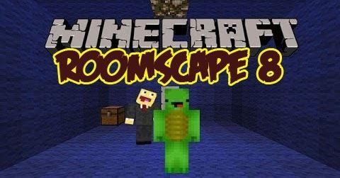 Roomscape 8 для Minecraft 1.10