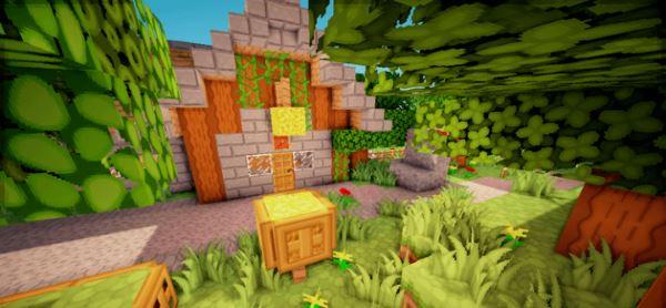 Genths Vector для Minecraft 1.10