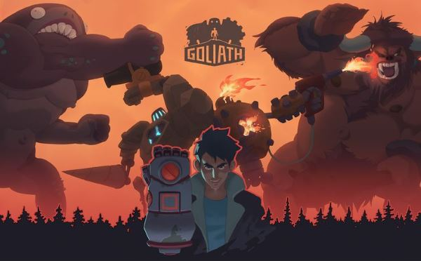 Сохранение для Goliath (100%)