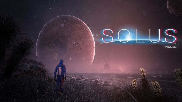 Русификатор для The Solus Project