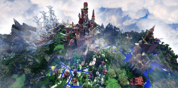 SteamKingdom для Minecraft 1.10