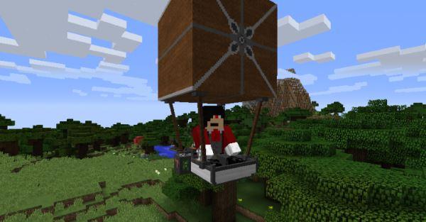 ViesCraft для Minecraft 1.10