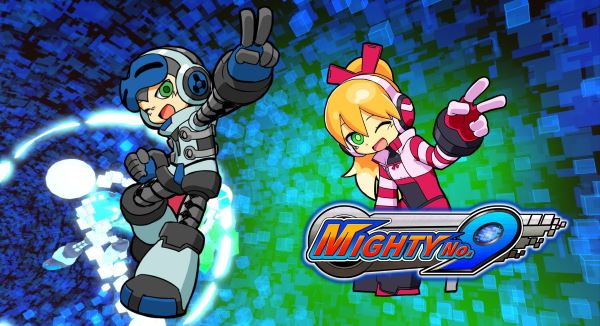 NoDVD для Mighty No. 9 v 1.0