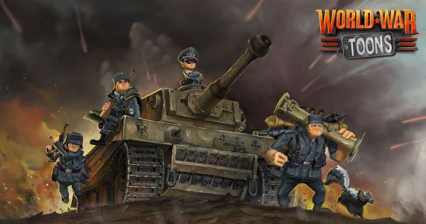 Сохранение для World War Toons (100%)