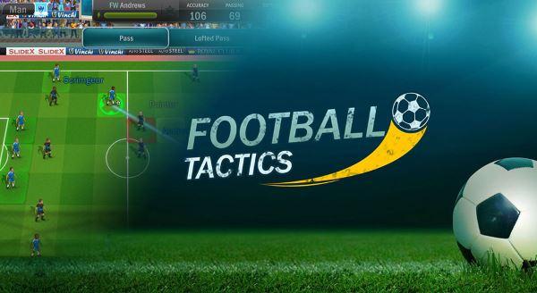 Русификатор для Football Tactics