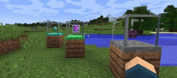 Vending block для Minecraft 1.10