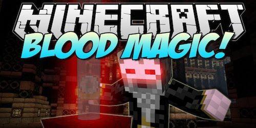 Blood Magic для Minecraft 1.10