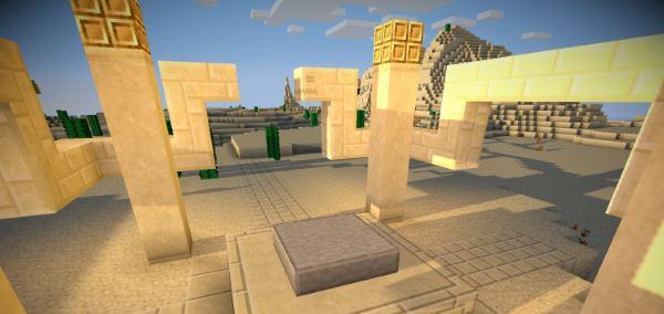 Waypoints для Minecraft 1.10