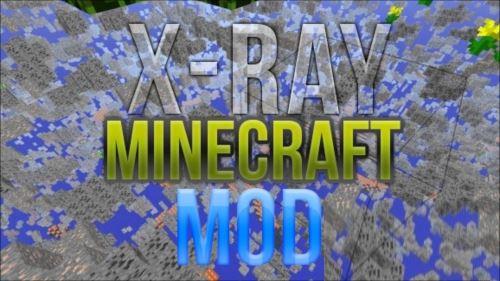 Uyjulian's X-ray для Minecraft 1.10
