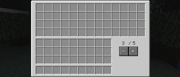 Multi Page Chest для Майнкрафт 1.10