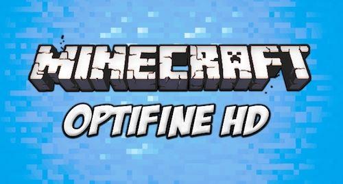 OptiFine HD для Майнкрафт 1.10.2