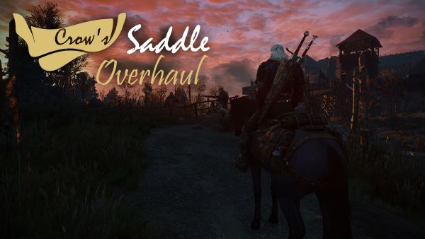 Crow's Saddle Overhaul v 1.3.2 для Ведьмак 3
