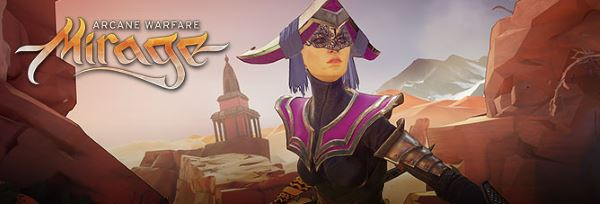 NoDVD для Mirage: Arcane Warfare v 1.0