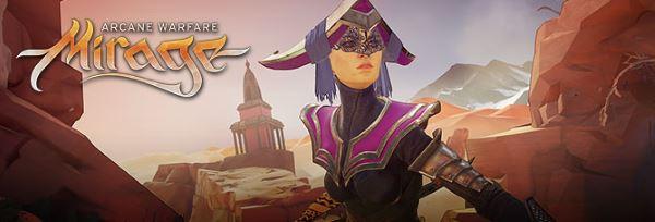 Русификатор для Mirage: Arcane Warfare