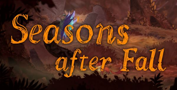 Сохранение для Seasons after Fall (100%)