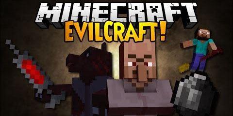 EvilCraft для Майнкрафт 1.10.2