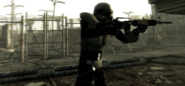 Броня морской пехоты для Fallout 3