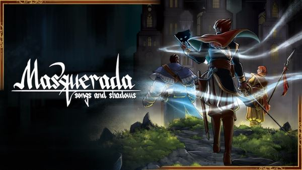 NoDVD для Masquerada: Songs and Shadows v 1.0