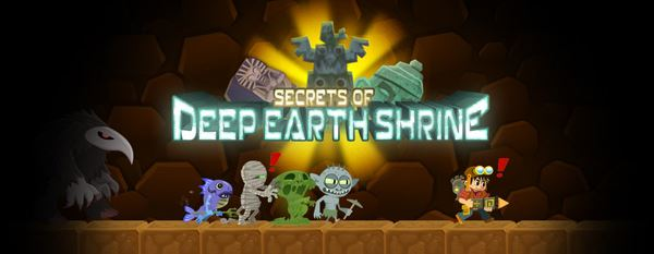 Сохранение для Secrets of Deep Earth Shrine (100%)