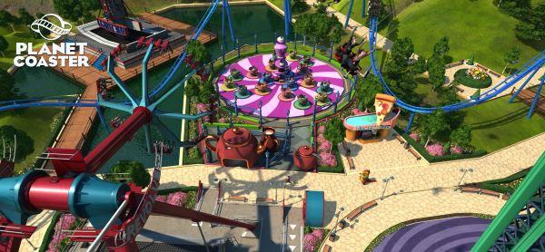 Сохранение для Planet Coaster (100%)