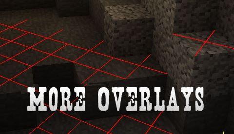 More Overlays для Майнкрафт 1.10.2