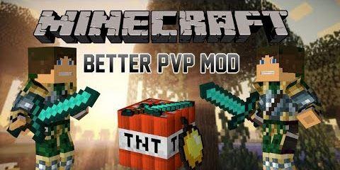 Better PvP для Майнкрафт 1.10.2