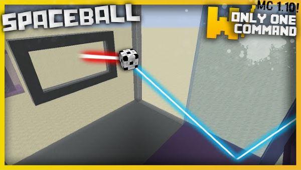 Spaceball для Майнкрафт 1.10.2
