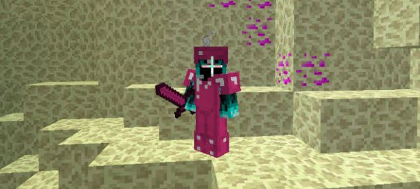 Meldexun's Armor для Майнкрафт 1.8.9