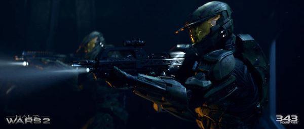 Кряк для Halo Wars 2 v 1.0