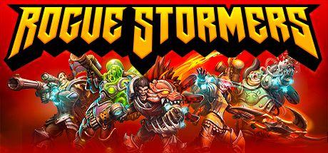 Сохранение для Rogue Stormers (100%)