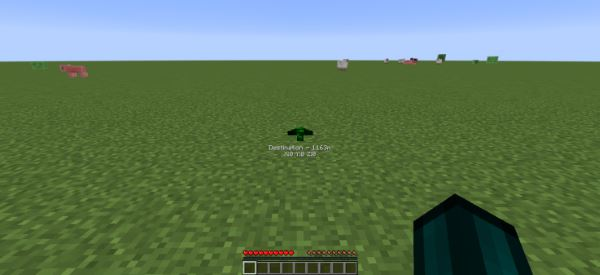 TomTom для Майнкрафт 1.10.2
