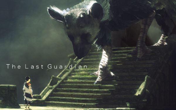 Сохранение для The Last Guardian (100%)