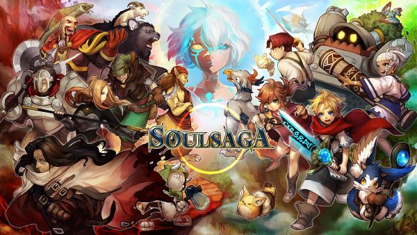 Сохранение для Soul Saga (100%)