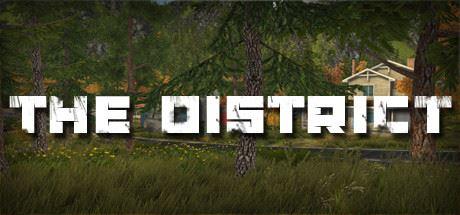 Русификатор для The District