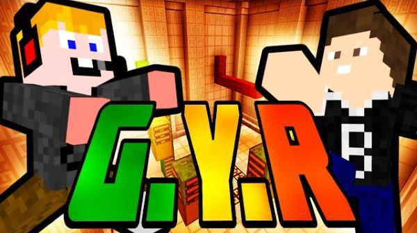 G.Y.R. для Майнкрафт 1.9.4