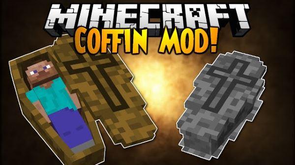 Coffin для Майнкрафт 1.7.10