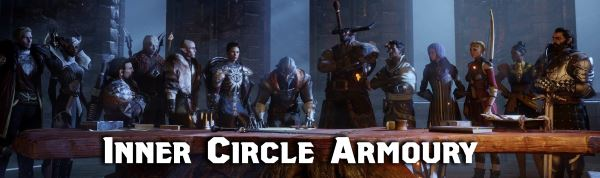 Inner Circle Armoury для Dragon Age: Inquisition