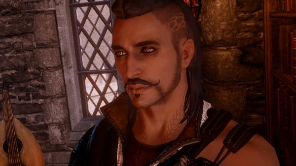Dorian Post-Trespasser Hairstyle для Dragon Age: Inquisition