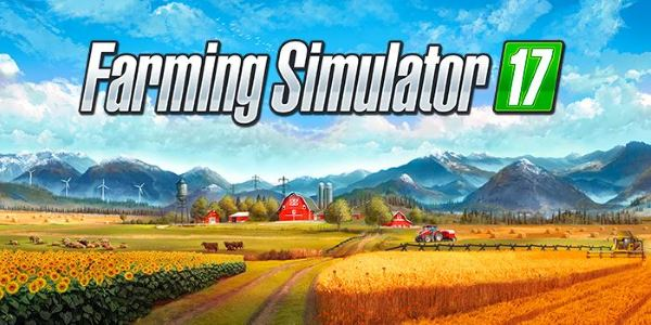 NoDVD для Farming Simulator 17 v 1.0
