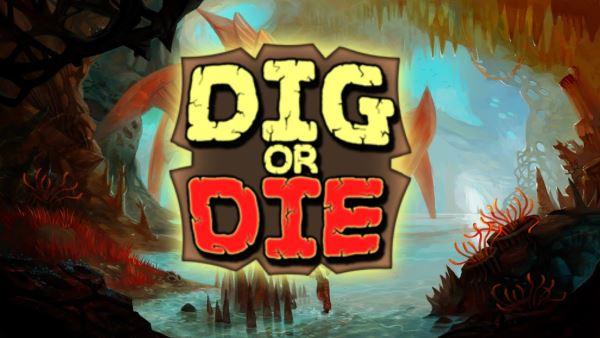 Сохранение для Dig or Die (100%)