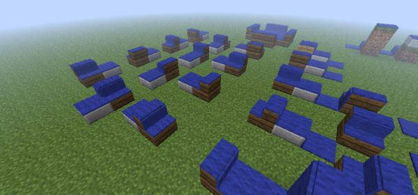 Bed Craft and Beyond для Майнкрафт 1.10.2