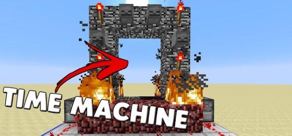 Time Machine для Майнкрафт 1.9