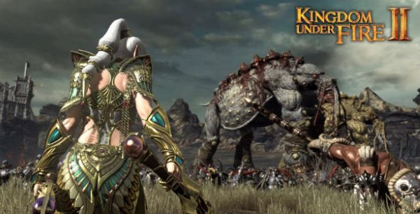 NoDVD для Kingdom Under Fire II v 1.0